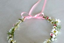 flower crown hair wreaths