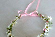 flower crown hair wreaths