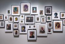 Exhibition views/scenography