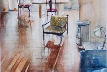 Herman van Hoogdalem (watercolors)