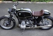 BMW cafe racers / Caferacers