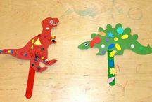 Dinosaurs / kindergarten
