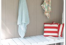 Porch and Deck Clutter
