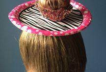 Dress up - crazy hair