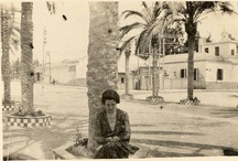 "Ruta literaria  ""Con Carmen Conde por Cartagena"""
