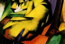 Franz Marc / by Mary Peterson