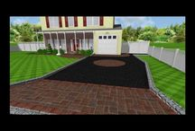 3D Driveway and Landscape Designs   Long Island, N.Y / 3D Driveway and Landscape Design   West Babylon N.Y 11704   Stone Creations of Long Island Pavers and Masonry Corp. specializes in Masonry Home Improvements and Landscape Design serving communities all across Long Island, Queens and Brooklyn in all aspects of residential and commercial masonry improvement and repair.  / by Stone Creations of Long Island