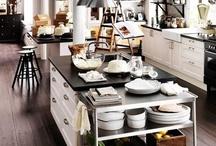 Kitchens  / by Judi Ballantyne