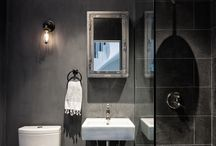 Bathroom / by Chocolate and Steel