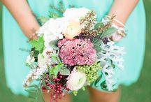 • Robin + Matt's Wedding #robinlovesmatt • / Wedding pin board. Wedding colors, bridesmaid dress inspirations, DIYs and more. / by Beach Town Blonde