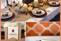 Thanksgiving DIYs / by The Painted Home