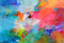 Peinture Abstraite Toile