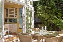 terrasse arriere maison