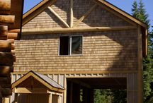 Log Homes by Precision Structural Engineering, Inc. / Log homes are beautiful and make fine second homes or vacation spots. But this particular home type is fast becoming a popular primary residence. With continued innovations in design and the cost savings that comes from increased efficiency, log homes are capturing the attention of many homeowners. PSE, licensed in 47 states, is familiar with the best green building practices and has the expertise to take ideas in log home design to the completion of your dream home.