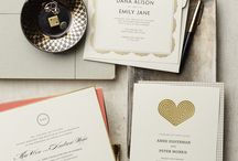 REAL SIMPLE Wedding / Shop the exclusive REAL SIMPLE line at FineStationery.com and see what ideas we love from the mag! / by FineStationery
