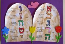 *SHAVUOT (PENTECOST) FEAST / Counting the Omer is part of this holiday. / by Janet Marie
