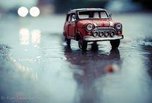 Miniatures - TiltShift Photos