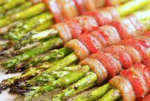 asparagus / by Tracy Osburn Joyner