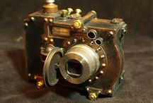 Câmeras vintage