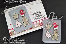 Stampin Up - Candy Cane