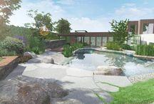 vizualizace zahrad / visualizations of gardens / 3D vizualizace zahrad pro dokonalou představu o navrhovaném prostoru / 3D visualization of gardens for perfect idea of designing place  www.astonet.cz