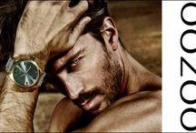 Μοντέρνα και ξεχωριστά ρολόγια OOZOO TIMEPIECES!!!