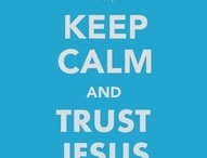 Keep Calm(: / by Courtney Bales