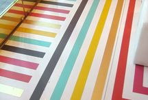 Floored! / Jaw dropping floor treatments: colorful rugs, ingenious material use and great paint/stain