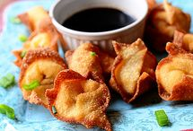 Appetitizers / Cheese Wontons