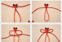 стрекоза из узлов