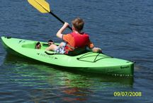 Kayaking Fun for the Whole Family / Kayaking is great recreation for both young and old.