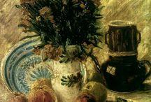 Vincent Van Gogh (still life)