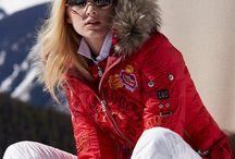 Czas na narty // Ski  time-ski wear