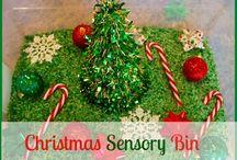 December .... Sensory