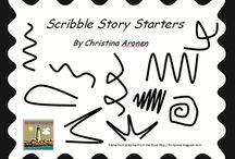 Writing / by Callie-Ann Schahinger