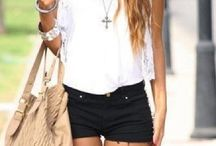 summer/spring o u t f i t s / summer / spring outfits