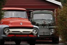 Old Trucks (for Billy) / by Rita Mcmahon