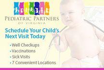 Pediatric Partners Of Virginia/ Macaroni Kid Richmond