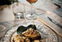 I nostri piatti / alcuni dei piatti che deliziano i nostri ospiti