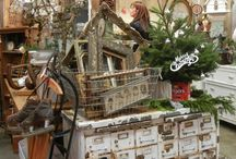 Holiday booth ideas