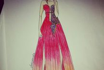 Fashion creations / Here there are my creations. I'm a fashion designer.