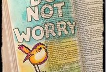 Bible journaling / by Amanda Chaplin