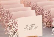tarjetas y ideas boda