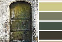 Renk kombinasyonu / Dekorasyon