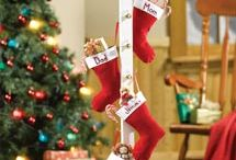 How to Hang Christmas Stockings / by Matt and Shari