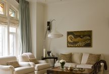 FEMININE FRENCH INSPIRED ROOMS / by Lisa Dickner-Goulet, Interior Decorator