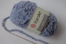 Pletací příze - Yarn