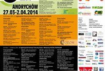 Wiosna w Teatrze - 21. OGÓLNOPOLSKI OTWARTY FESTIWALTEATRÓW AMATORSKICH / Wiosna w Teatrze - 21. OGÓLNOPOLSKI OTWARTY FESTIWALTEATRÓW AMATORSKICH - 27 marca - 2 kwietnia Andrychów http://artimperium.pl/wiadomosci/pokaz/217,wiosna-w-teatrze-21-ogolnopolski-otwarty-festiwalteatrow-amatorskich#.UzYc7fl5OSo