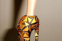barbie shoes / by Dory Chasanoff