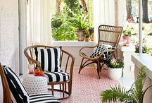 Home {Porch & Deck} / by Amber Cambridge